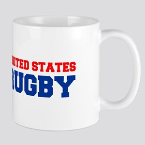 united states us rugby Mugs