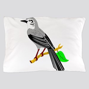 Mockingbird Pillow Case