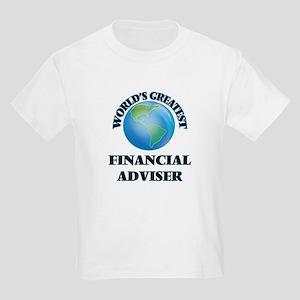 World's Greatest Financial Adviser T-Shirt