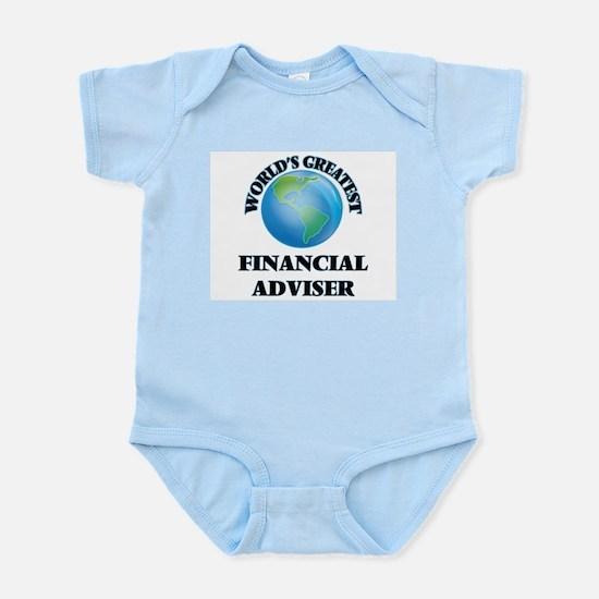 World's Greatest Financial Adviser Body Suit