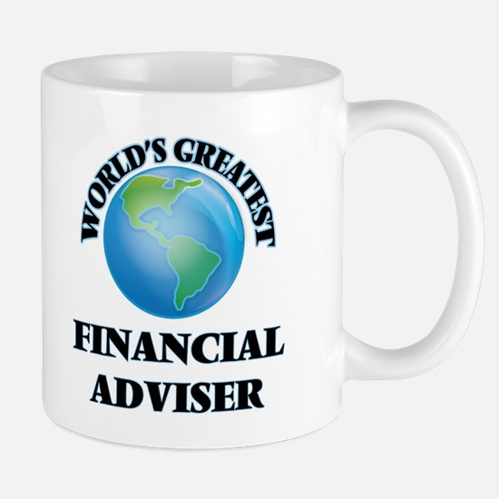 World's Greatest Financial Adviser Mugs