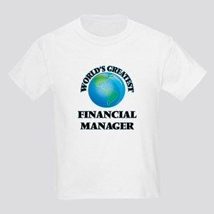 World's Greatest Financial Manager T-Shirt