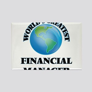 World's Greatest Financial Manager Magnets