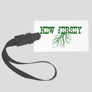 New Jersey Roots Large Luggage Tag