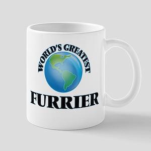 World's Greatest Furrier Mugs