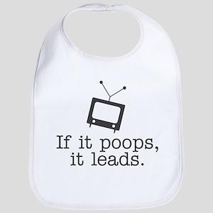 If it poops, it leads Bib
