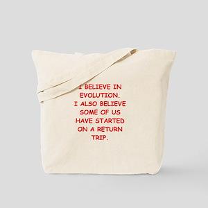devolution Tote Bag