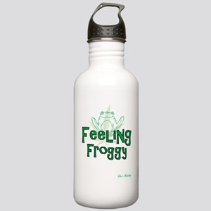 Feeling Froggy Stainless Water Bottle 1.0L