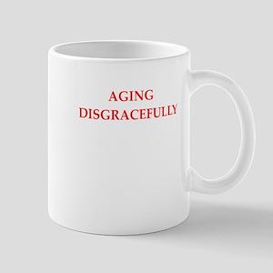 aging Mugs