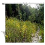 Country Meadow Shower Curtain