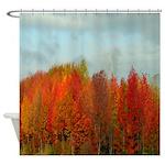 Autumn Color 2 Shower Curtain