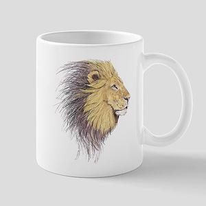 Lions Head Mugs