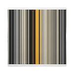 Fresh Clay Stripes Queen Duvet