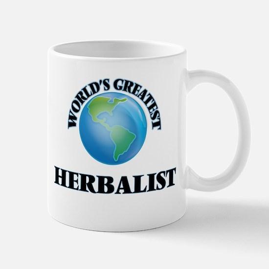 World's Greatest Herbalist Mugs
