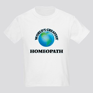 World's Greatest Homeopath T-Shirt