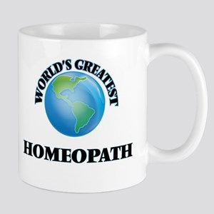 World's Greatest Homeopath Mugs