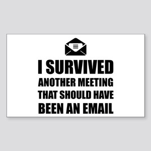 Meeting Email Sticker
