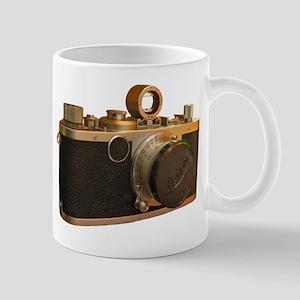 Vintage Leica Camera Mugs