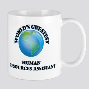 World's Greatest Human Resources Assistant Mugs