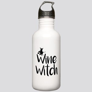 Wine Witch Stainless Water Bottle 1.0L