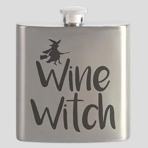 Wine Witch Flask