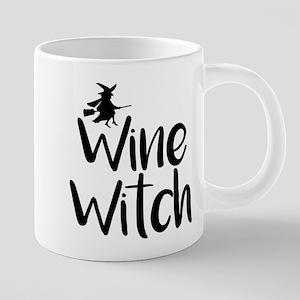 Wine Witch Mugs