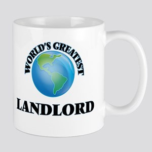 World's Greatest Landlord Mugs