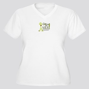 Girls With Sole Plus Size T-Shirt