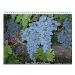 Napa Valley Vineyards - 12-pg. Wall Calendar