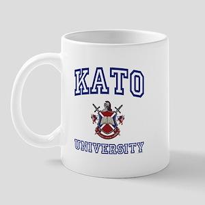 KATO University Mug