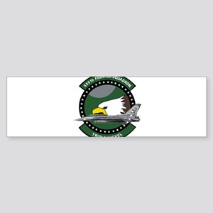 555th_fs_f16_f-16_falcon Bumper Sticker