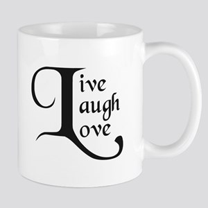 Live, Laugh, Love Mugs