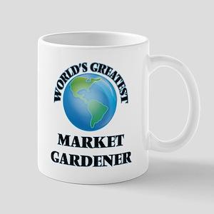 World's Greatest Market Gardener Mugs