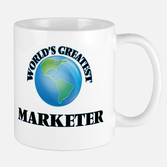 World's Greatest Marketer Mugs