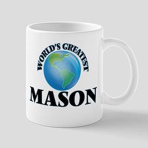 World's Greatest Mason Mugs