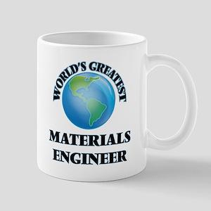 World's Greatest Materials Engineer Mugs