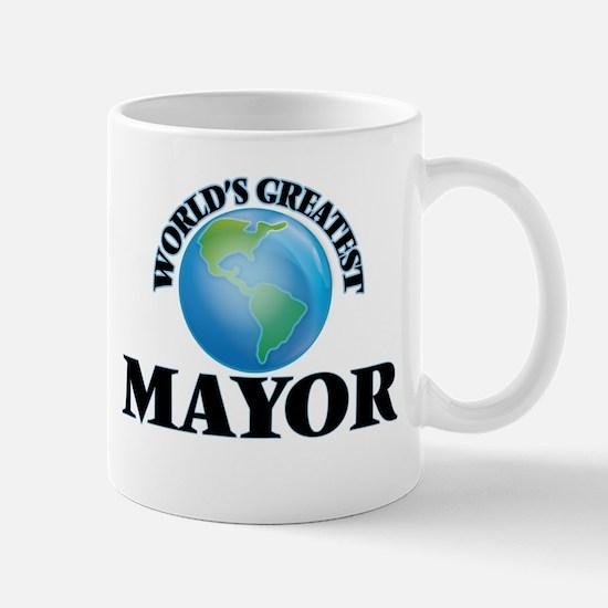 World's Greatest Mayor Mugs