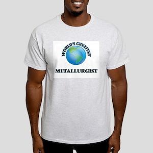 World's Greatest Metallurgist T-Shirt