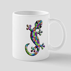 Psychedelic Rainbow Paisley Mug