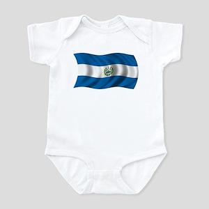 Wavy El Salvador Infant Bodysuit