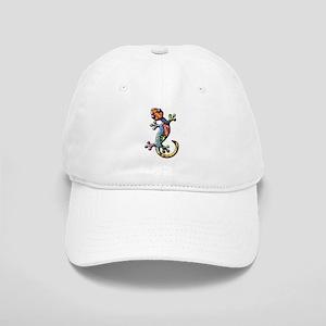 Calico Paisley Lizards Cap