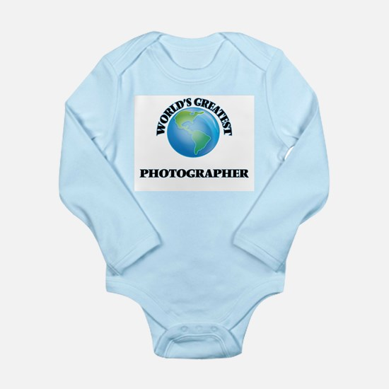 World's Greatest Photographer Body Suit