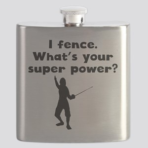 I Fence Super Power Flask