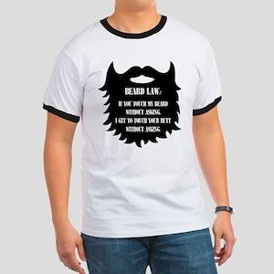 Beard Law T-Shirt