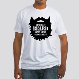 Great Beard - Great Responsability T-Shirt