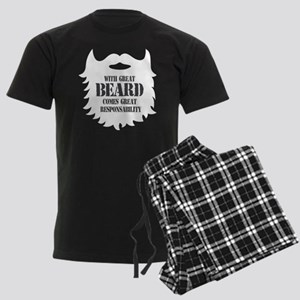 Great Beard - Great Responsability Pajamas