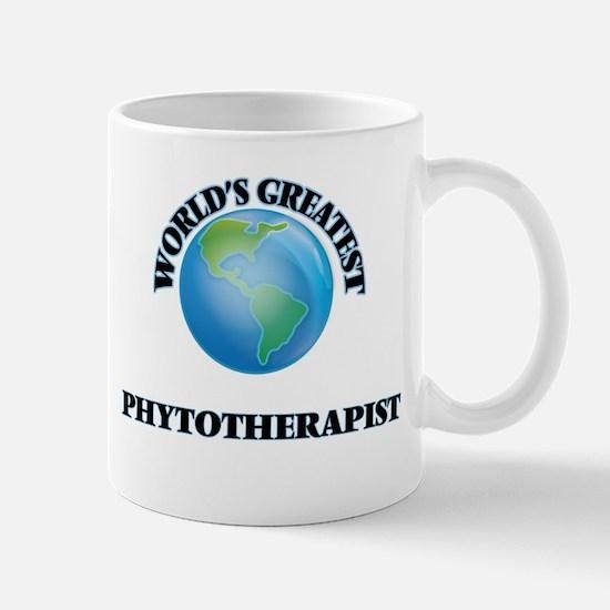 World's Greatest Phytotherapist Mugs