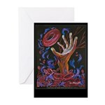 hope - Sickle Cell Art Greeting Cards (6)