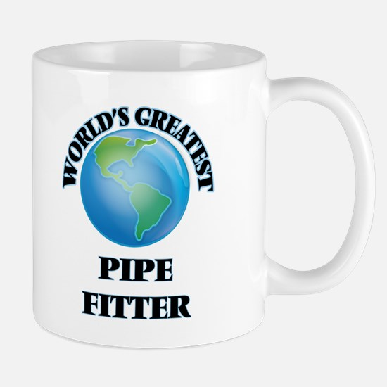 World's Greatest Pipe Fitter Mugs