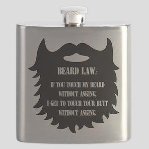 Beard Law Flask